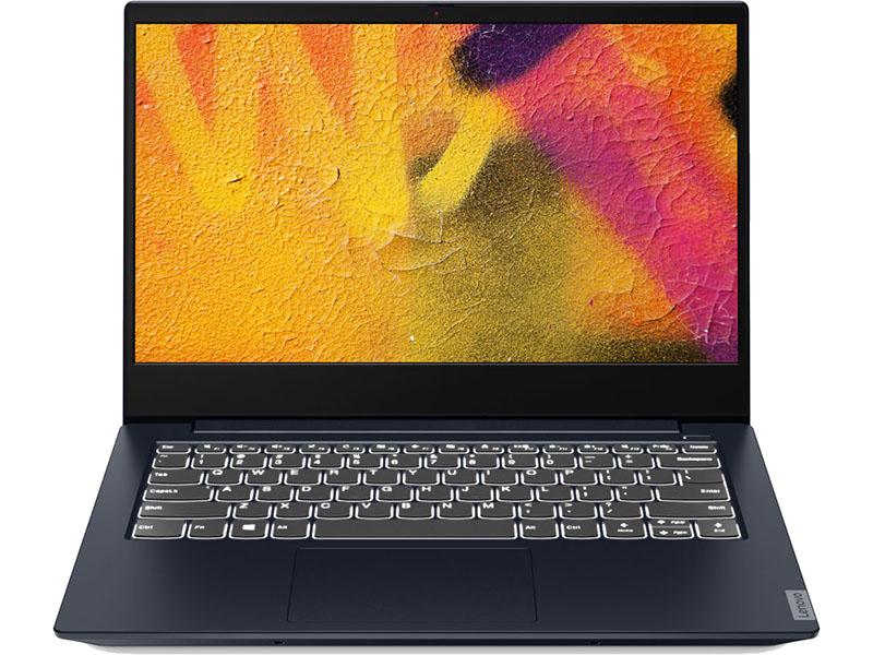 Ноутбук Lenovo S340-14API Blue 81NB0059RU (AMD Ryzen 7 3700U 2.3GHz/8192Mb/1000Gb HDD + 256Gb SSD/AMD Radeon RX Vega 10/Wi-Fi/Bluetooth/Cam/14/1920x1080/Windows 10)