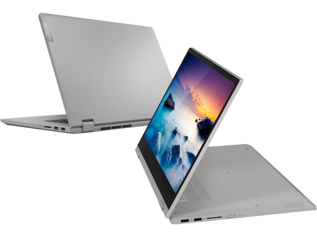 Ноутбук Lenovo Yoga C340-15IWL Grey 81N50057RU (Intel Core i3-8145U 2.1 GHz/4096Mb/128Gb SSD/Intel UHD Graphics 620/Wi-Fi/Bluetooth/Cam/15.6/1920x1080/Windows 10)