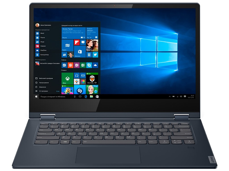 Ноутбук Lenovo Yoga C340-14IWL Grey 81N400LNRU (Intel Core i3-8145U 2.1 GHz/8192Mb/256Gb SSD/Intel HD Graphics/Wi-Fi/Bluetooth/Cam/14/1920x1080/Windows 10)
