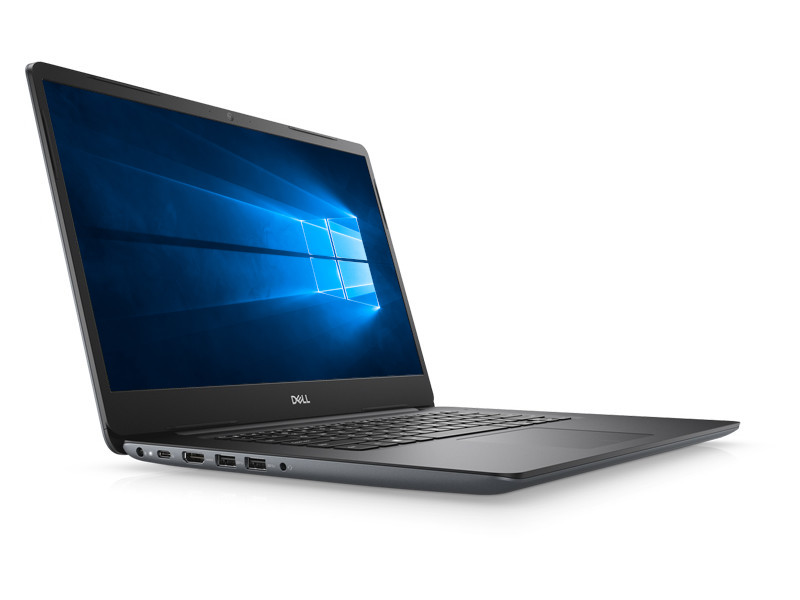 Ноутбук Dell Vostro 5581 5581-7525 (Intel Core i5-8265U 1.6GHz/8192Mb/256Gb SSD/No ODD/nVidia GeForce MX130 2048Mb/Wi-Fi/Bluetooth/Cam/15.6/1920x1080/Windows 10Pro)