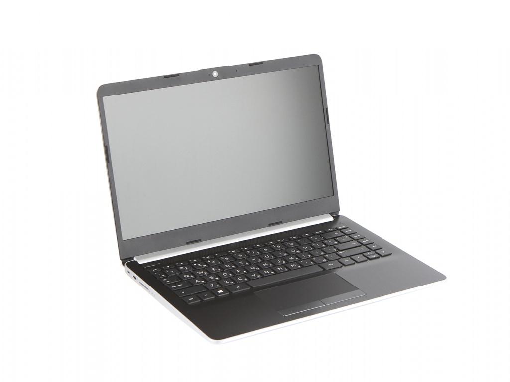 Ноутбук HP 14-dk0018ur Natural Silver 7KG37EA (AMD Athlon 300U 2.4 GHz/4096Mb/128Gb SSD/AMD Radeon Vega 3/Wi-Fi/Bluetooth/Cam/14.0/1366x768/Windows 10 Home 64-bit)