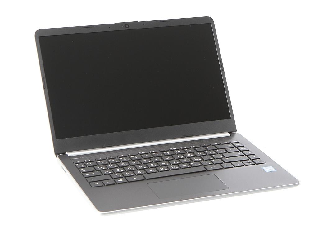 Ноутбук HP 14s-dq0018ur Natural Silver 7JV78EA (Intel Core i3-7020U 2.3 GHz/4096Mb/256Gb SSD/Intel HD Graphics/Wi-Fi/Bluetooth/Cam/14.0/1920x1080/Windows 10 Home 64-bit)