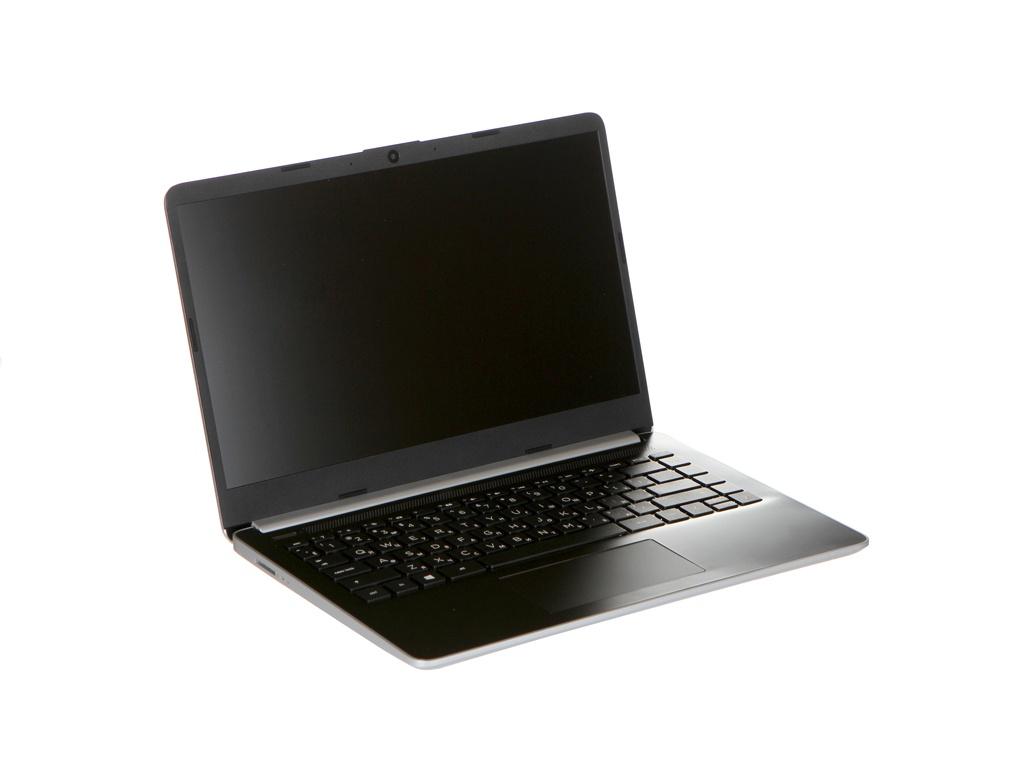 Ноутбук HP 14s-dq1002ur Natural Silver 8EW55EA (Intel Core i3-1005G1 1.2 GHz/4096Mb/256Gb SSD/Intel HD Graphics/Wi-Fi/Bluetooth/Cam/14.0/1920x1080/Windows 10 Home 64-bit)