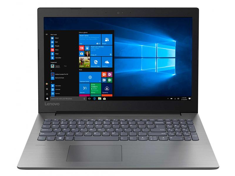 Ноутбук Lenovo IdeaPad 330-15IKBR Grey 81DE032NRU (Intel Core i5-8250U 1.6GHz/4096Mb/256Gb/No DVD/Intel HD Graphics 620/Wi-Fi/Bluetooth/Cam/15.6/1366x768/ Windows 10 Home Platinum 64-bit) цена 2017