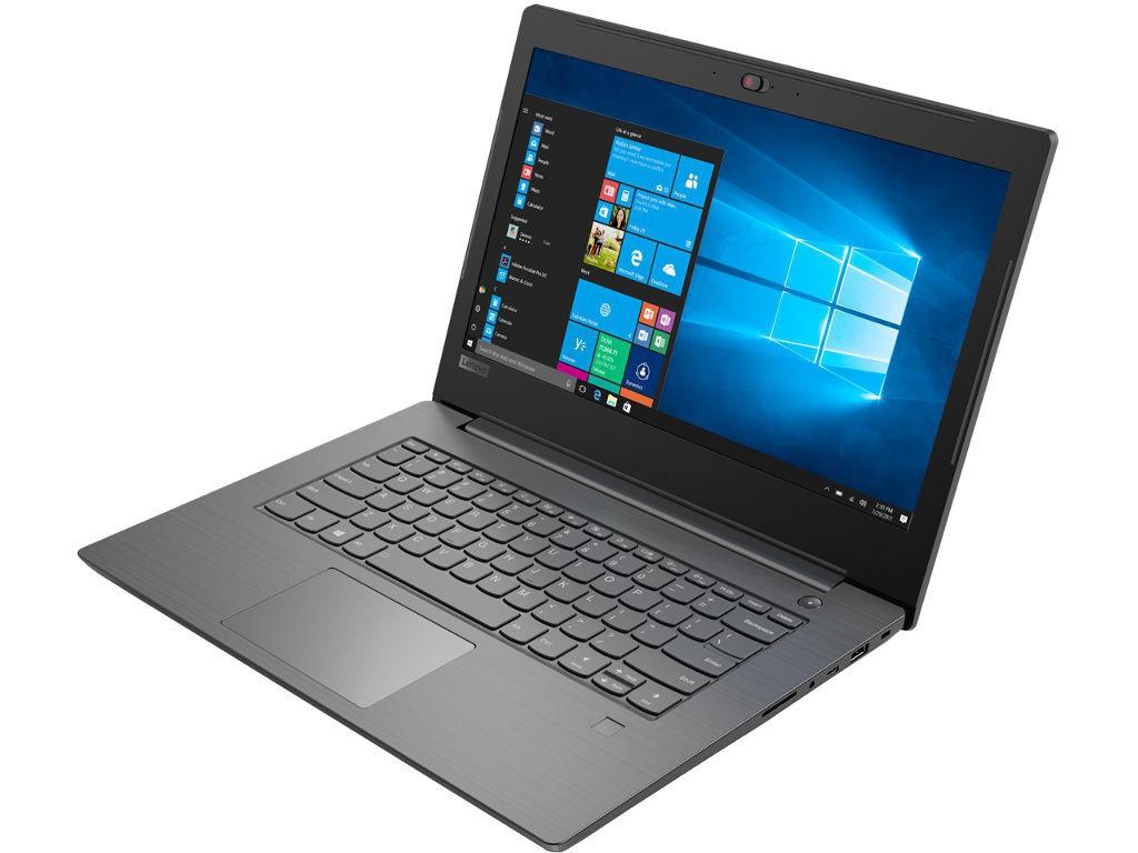 Ноутбук Lenovo V330-14IKB Grey 81B000VERU (Intel Core i5-8250U 1.6GHz/8192Mb/256Gb/No DVD/Intel UHD Graphics 620/Wi-Fi/Bluetooth/Cam/14/1920x1080/Windows 10 Professional 64-bit)