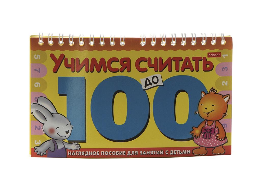 Пособие Игра обучающая Hatber Счёт до 100 А5 10 листов R003160