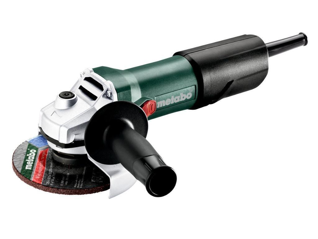 Шлифовальная машина Metabo WEV850-125 125mm 603611000