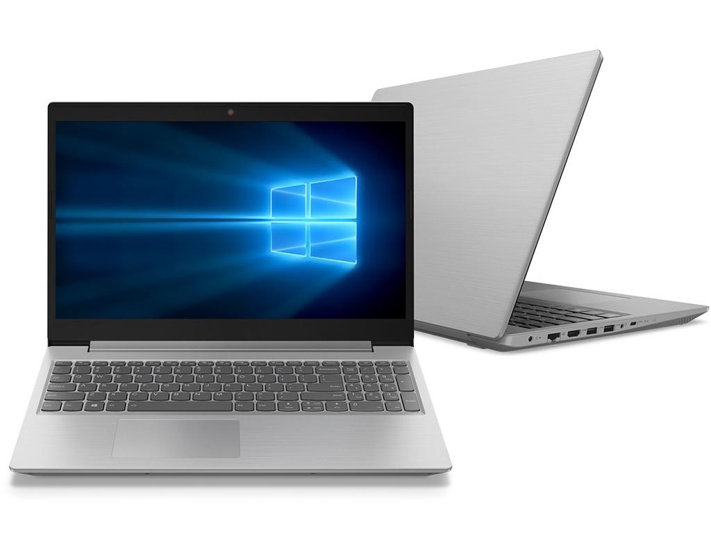 Ноутбук Lenovo IdeaPad L340-15IWL Grey 81LG00MTRU (Intel Core i3-8145U 2.1 GHz/4096Mb/256Gb SSD/nVidia GeForce MX110 2048Mb/Wi-Fi/Bluetooth/Cam/15.6/1920x1080/Windows 10 Home 64-bit)