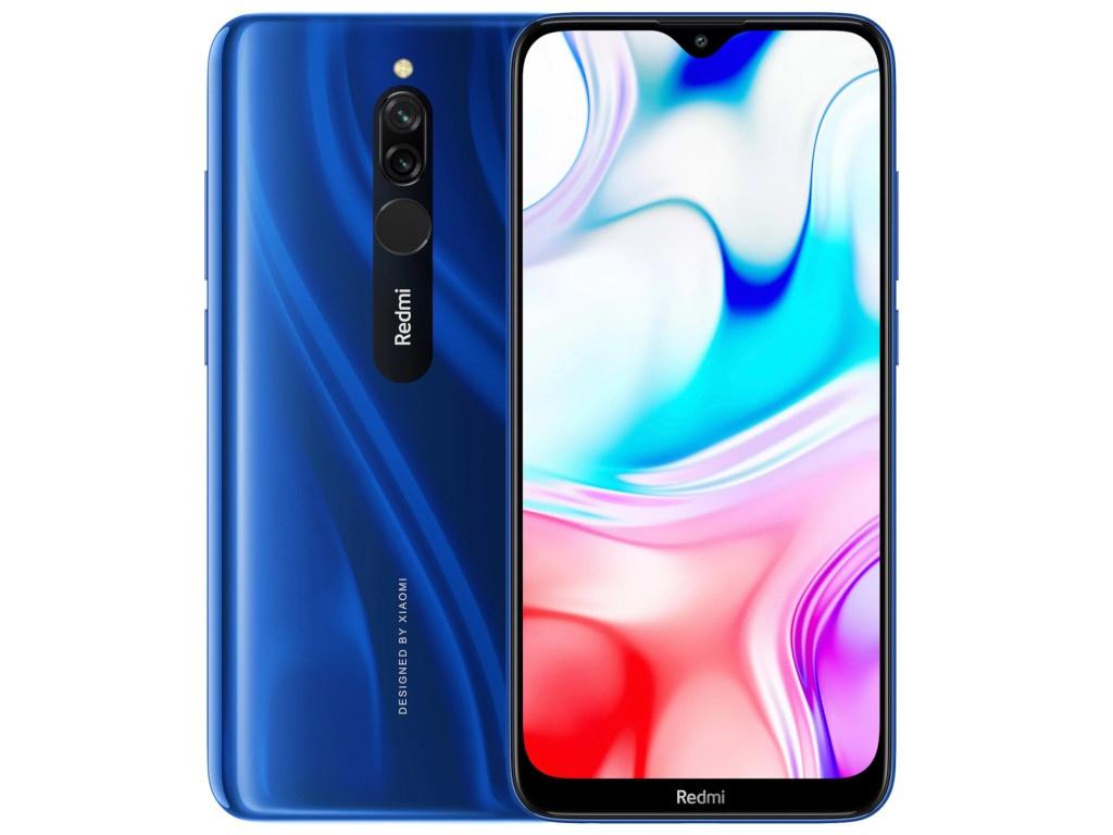 Сотовый телефон Xiaomi Redmi 8 4/64GB Blue