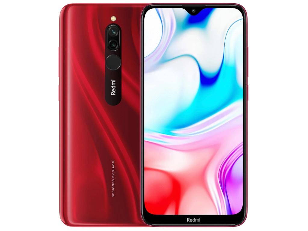 Сотовый телефон Xiaomi Redmi 8 4/64GB Red