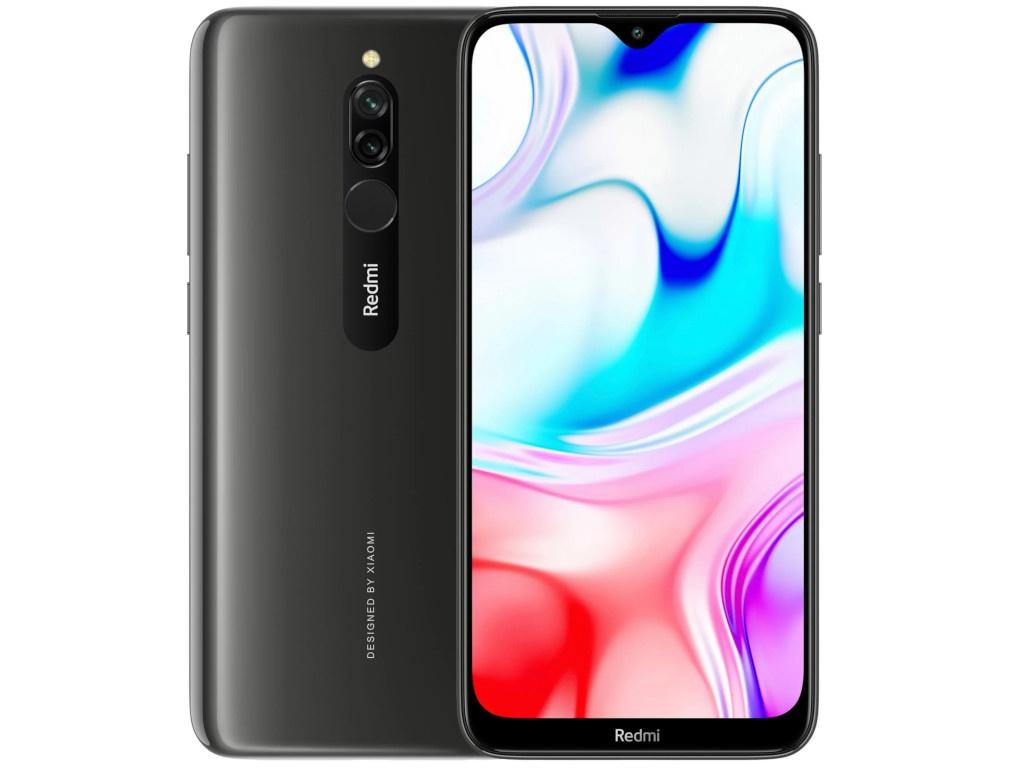 Сотовый телефон Xiaomi Redmi 8 3/32GB Black