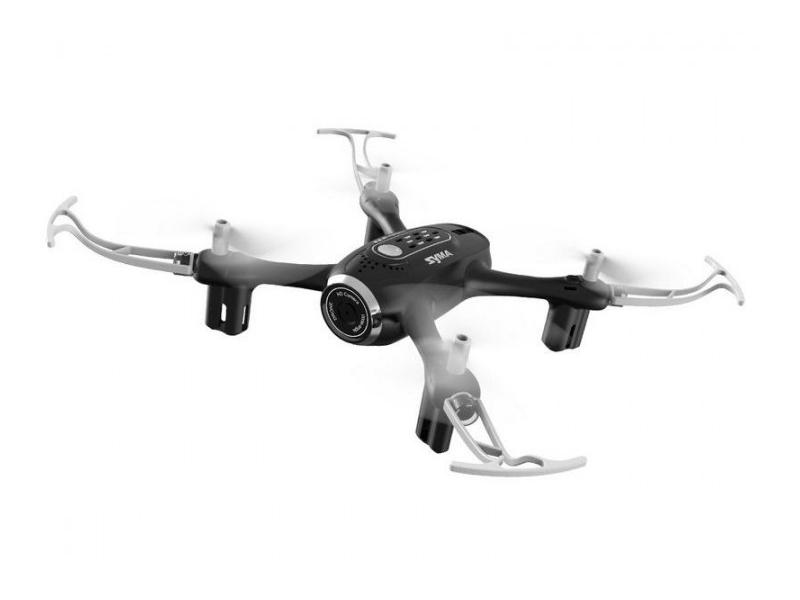 Квадрокоптер Syma X22SW Black квадрокоптер syma x56wp black green