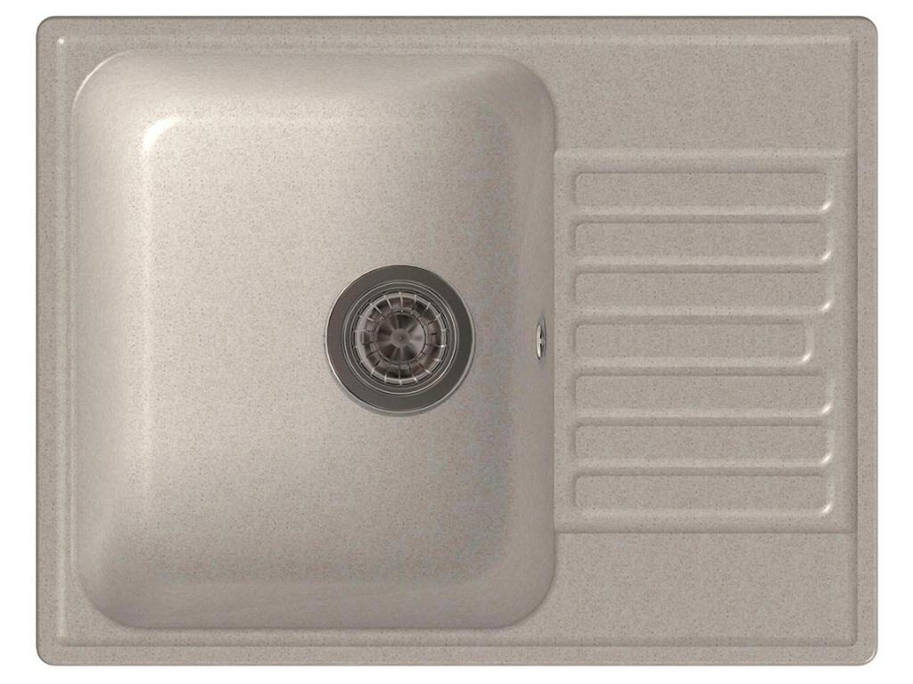 Кухонная мойка LEX Garda 620 White RULE000013 кухонная мойка lex geneva 740 white