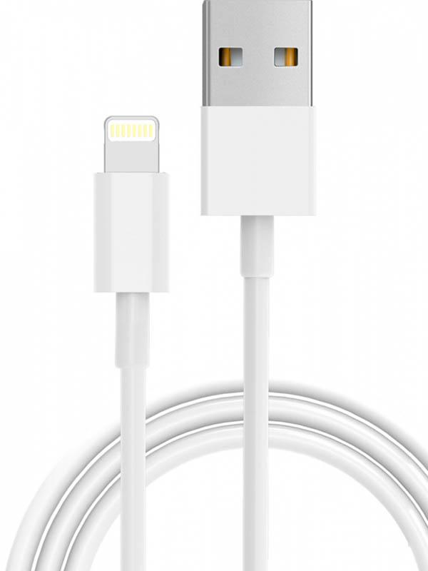 Аксессуар TFN TPE USB - Lightning 2m White TFN-CLIGUSB2MTPWH фото