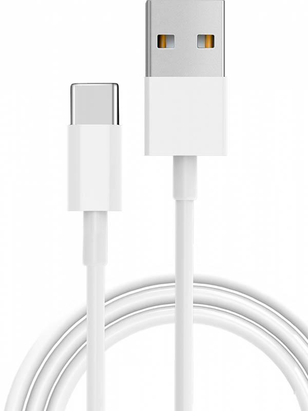 Аксессуар TFN TPE USB - Type-C 1m White TFN-CUSBCUSB1MTPWH