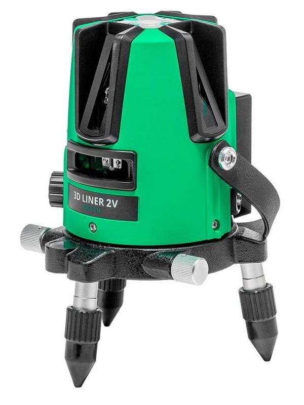 Нивелир ADA 3D Liner 2V Green А00532