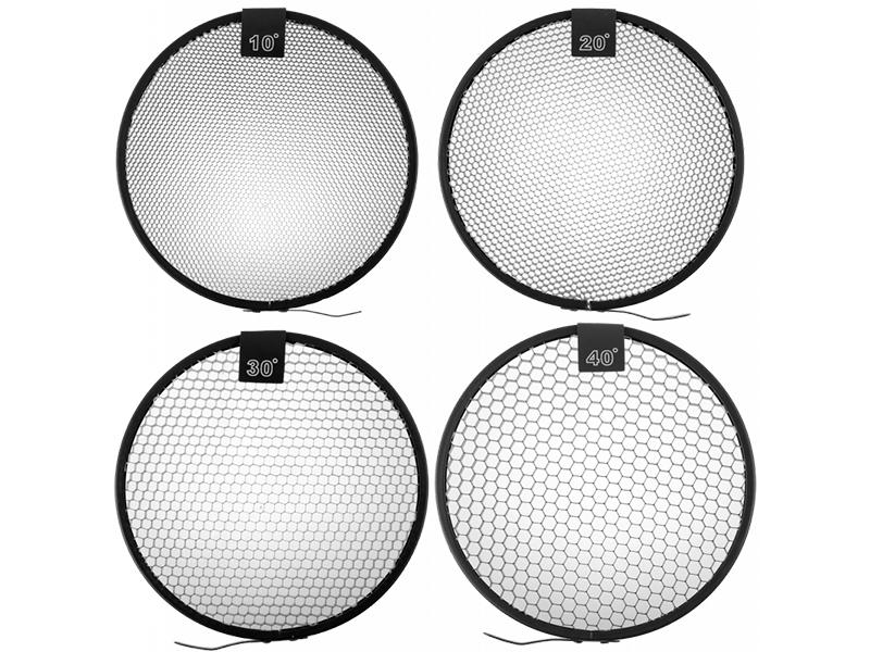 Комплект сотовых насадок для стандартного рефлектора Raylab FA006