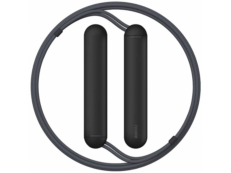 Скакалка Tangram Smart Rope Rookie Black SR100-MB