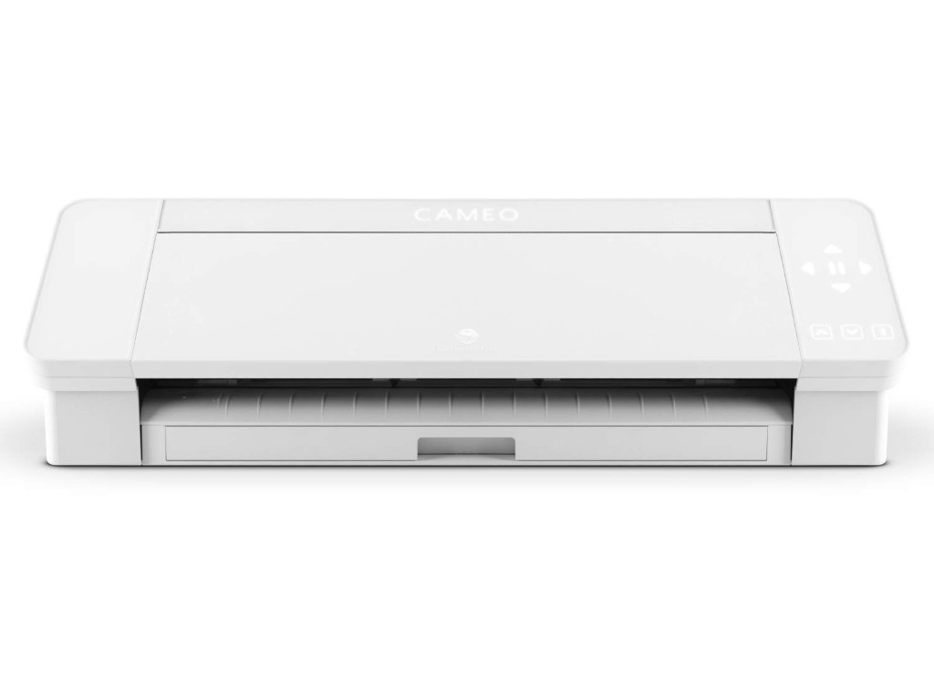 Плоттер Silhouette Cameo 4 White SILH-CAMEO-4-WHT-5T