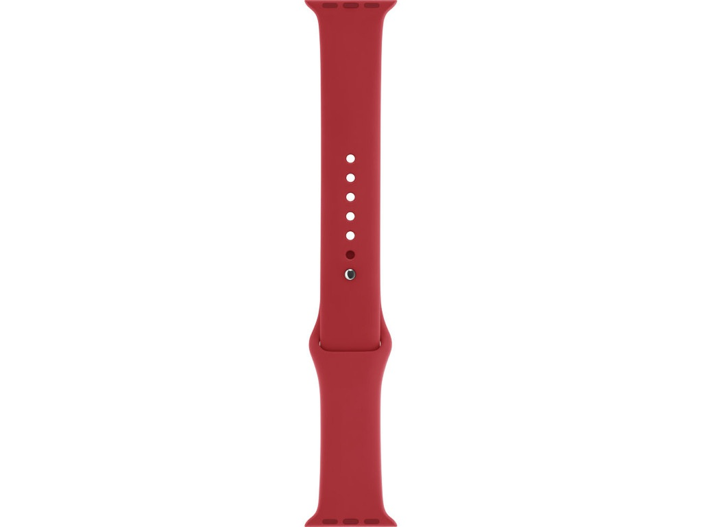 цена на Аксессуар Ремешок Activ Sport Band S для Apple Watch 38/40mm Red 107187