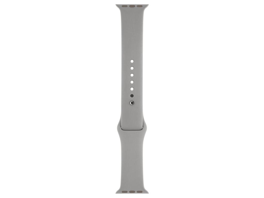 Аксессуар Ремешок Activ Sport Band S для Apple Watch 42/44mm Light Gray 107213