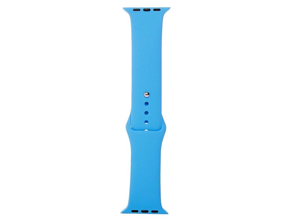 Аксессуар Ремешок Activ Sport Band S для Apple Watch 38/40mm Light Blue 107176