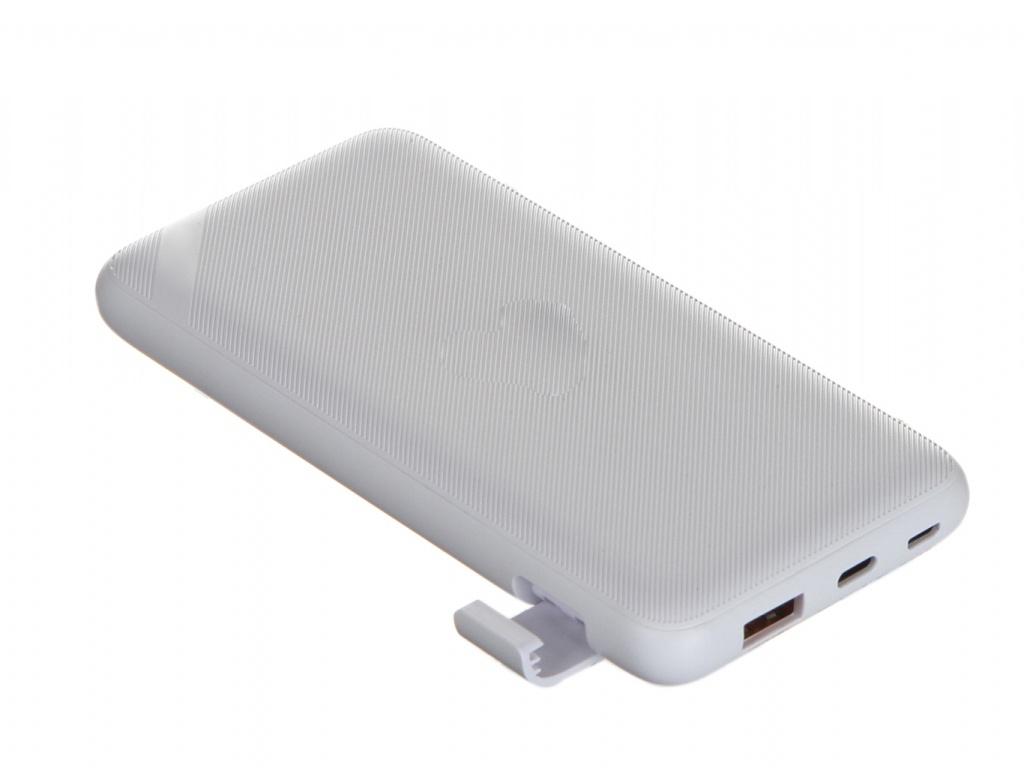 Аккумулятор Baseus S10 10000mAh White PPS10-02