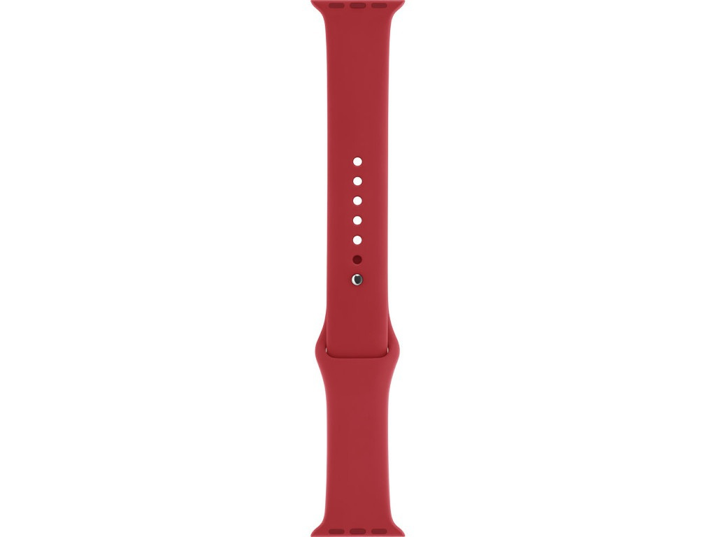 Аксессуар Ремешок Activ для APPLE Watch 42/44mm Sport Band S Red 107223 womage quartz watch diamond dots indicate leather watch band for women red
