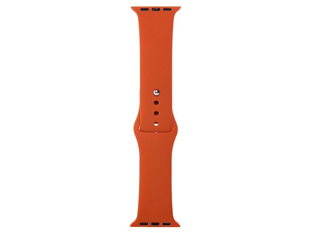 Аксессуар Ремешок Activ для APPLE Watch 42/44mm Sport Band S Terracotta 107227