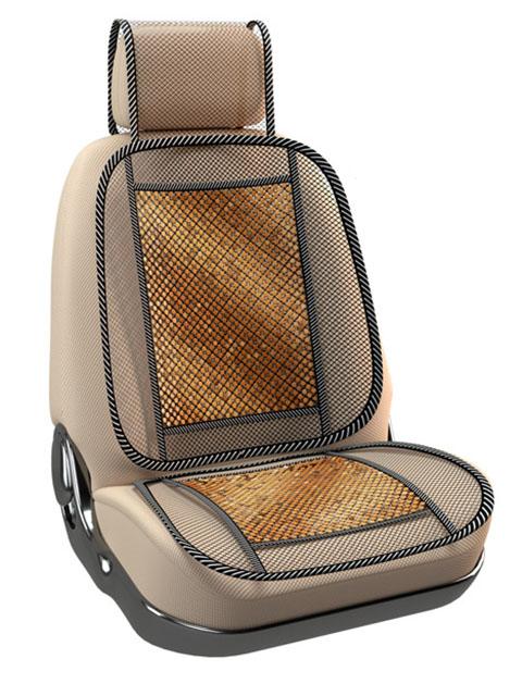 Накидка на сиденье Nova Bright Fusion 131x51cm Brown 47102