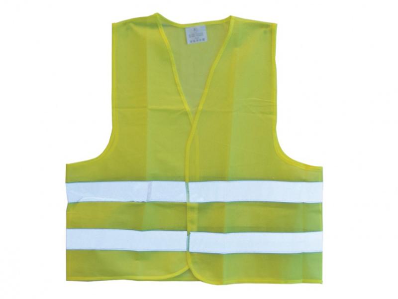 Жилет светоотражающий Nova Bright XL Yellow 40063