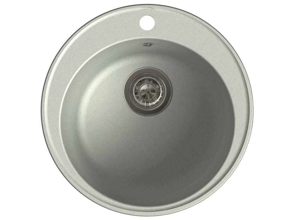 Кухонная мойка LEX Lugano 480 Space Grey RULE000006