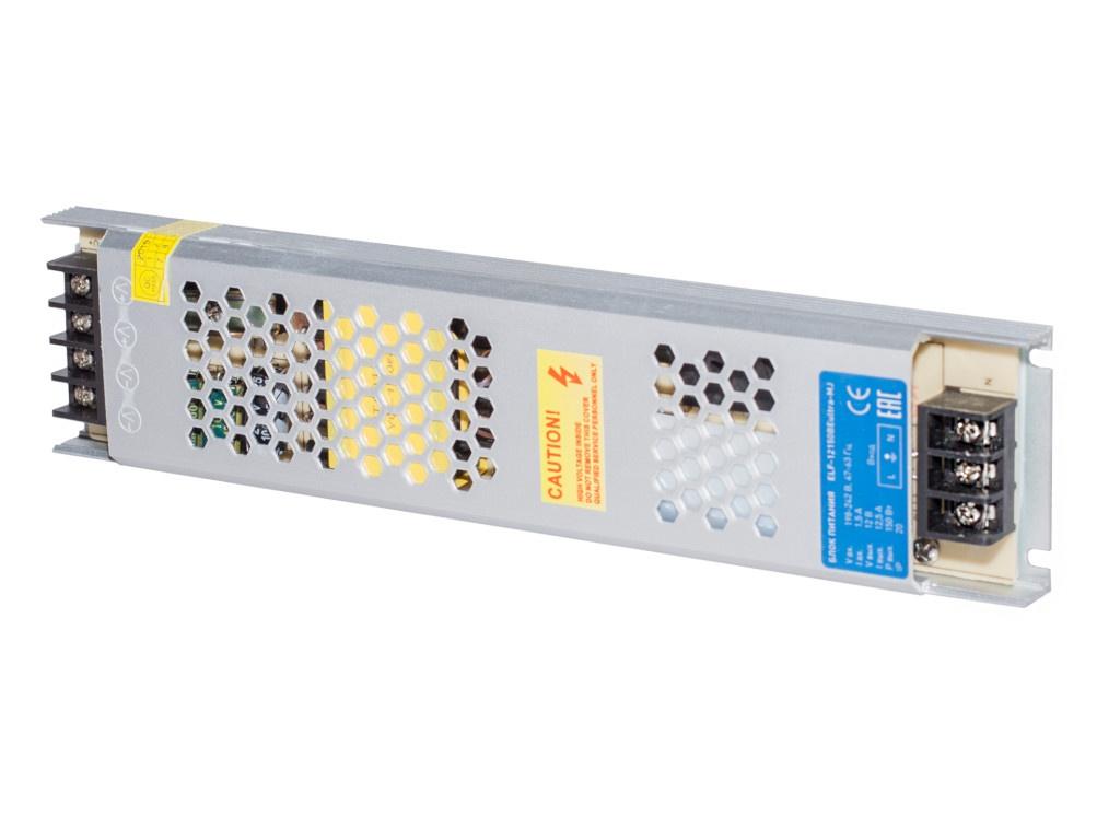 Блок питания ELF 12V 150W ELF-12150BEultra-MJ