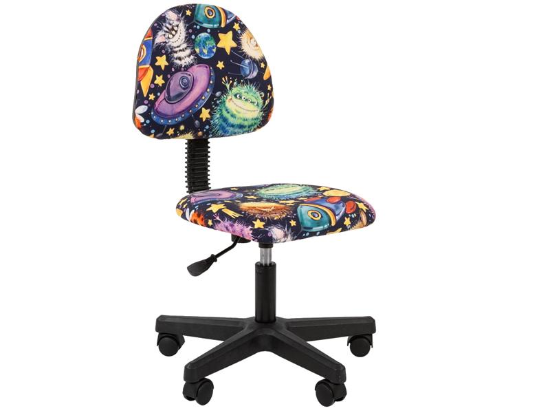 Компьютерное кресло Chairman Kids 104 НЛО ткань Black 00-07032598