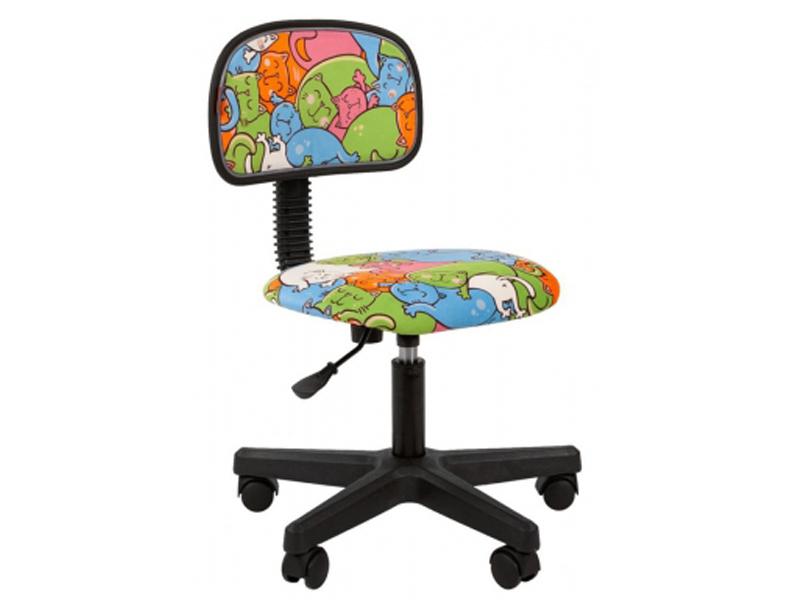 Компьютерное кресло Chairman Kids 101 Котики ткань Black 00-07032599