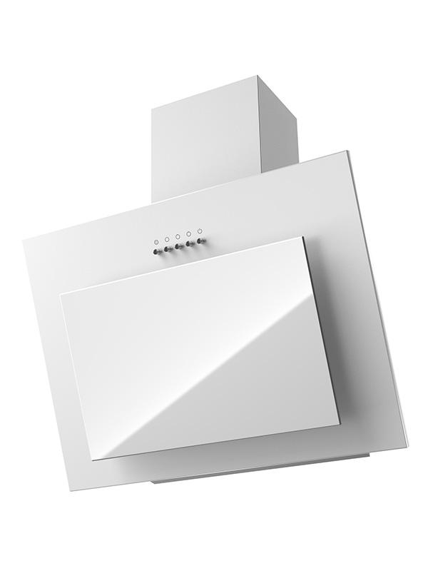 Кухонная вытяжка KronaSteel Freya 600 1M White 20979