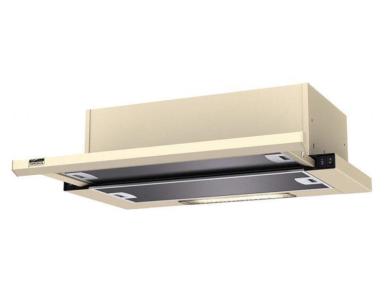 Кухонная вытяжка KronaSteel Kamilla 600 Slim 2M Beige 20961