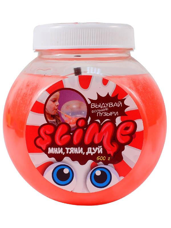 Игрушка антистресс Лизун Slime Mega Mix 500гр Pink + White S500-10