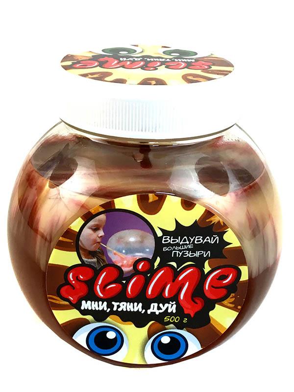 Игрушка антистресс Лизун Slime Mega Mix 500гр мороженое + шоколад S500-8