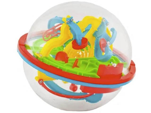Головоломка Slime Track Ball 3D 22cm 208 ходов HB047842