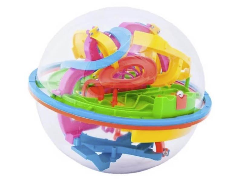 Головоломка Slime Track Ball 3D 19cm 138 ходов HB047838