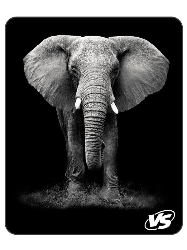 Коврик VS Слон 194x233x3mm A4812