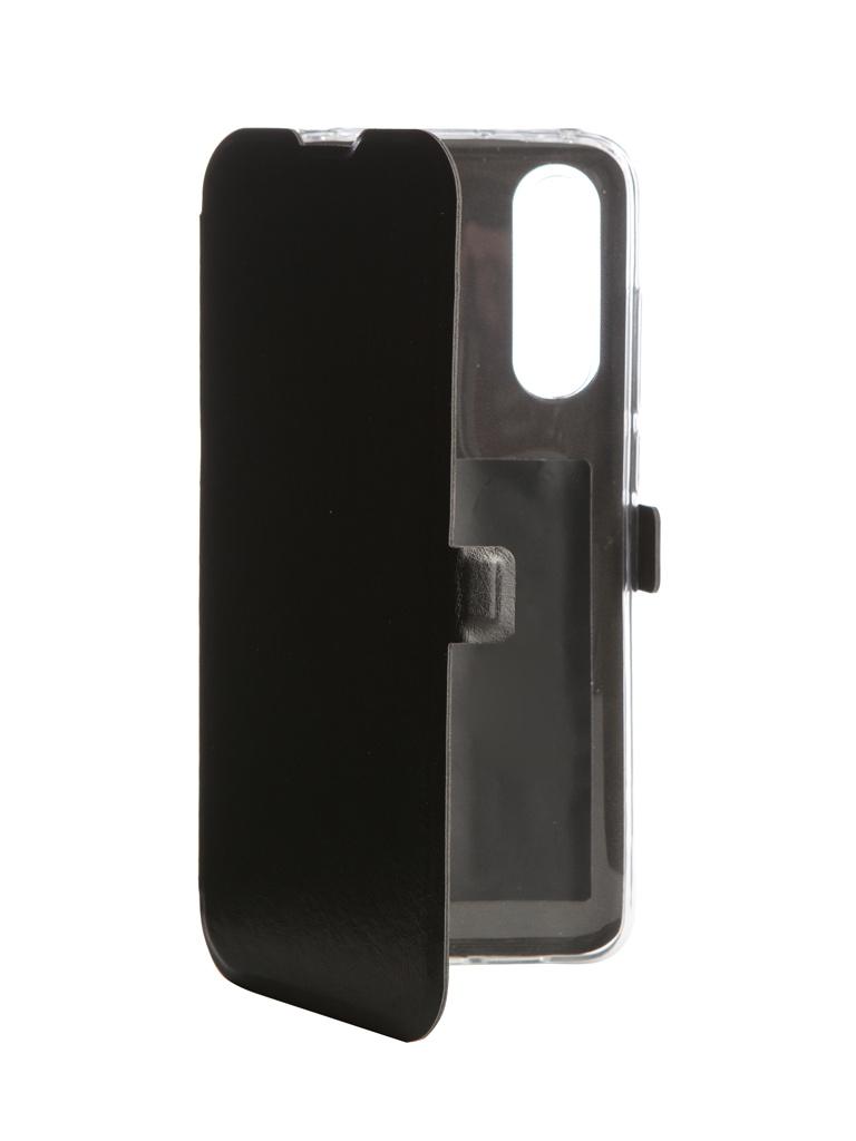 Чехол CaseGuru для Xiaomi Mi9 Lite / Mi A3 Magnetic Case Glossy Black 106201