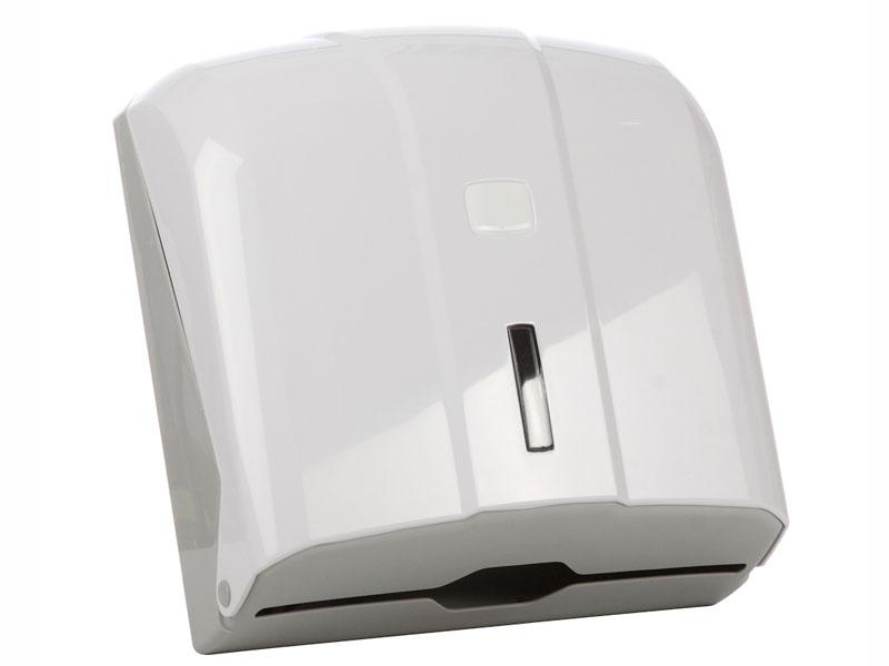 Дозатор Vialli KH300 White для бумажных полотенец на 300шт