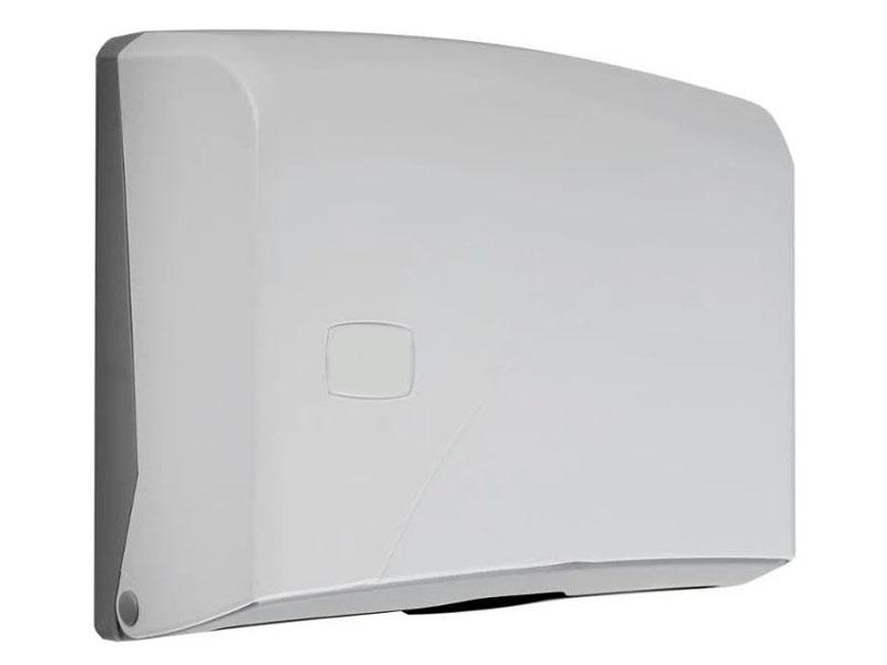 Дозатор Vialli K2 White для бумажных полотенец на 200шт
