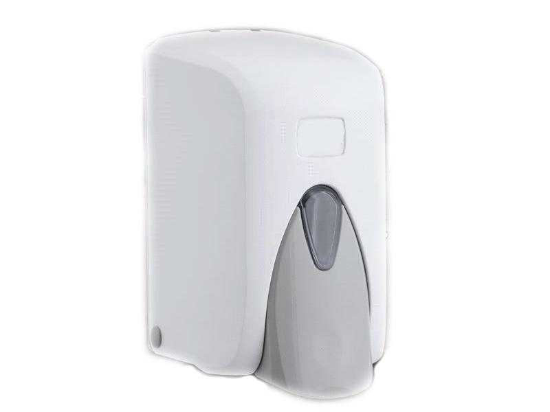 Дозатор Vialli F5 White для пены с контейнером на 500ml