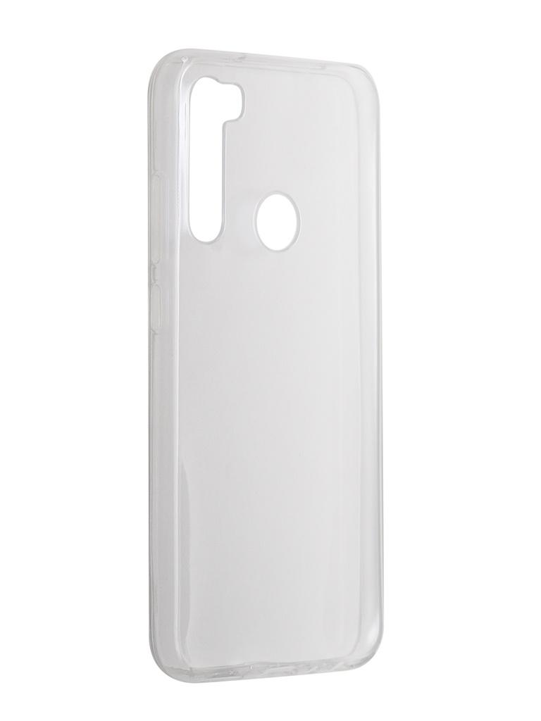 Аксессуар Чехол Neypo для Xiaomi Redmi Note 8 Transparent NST15359