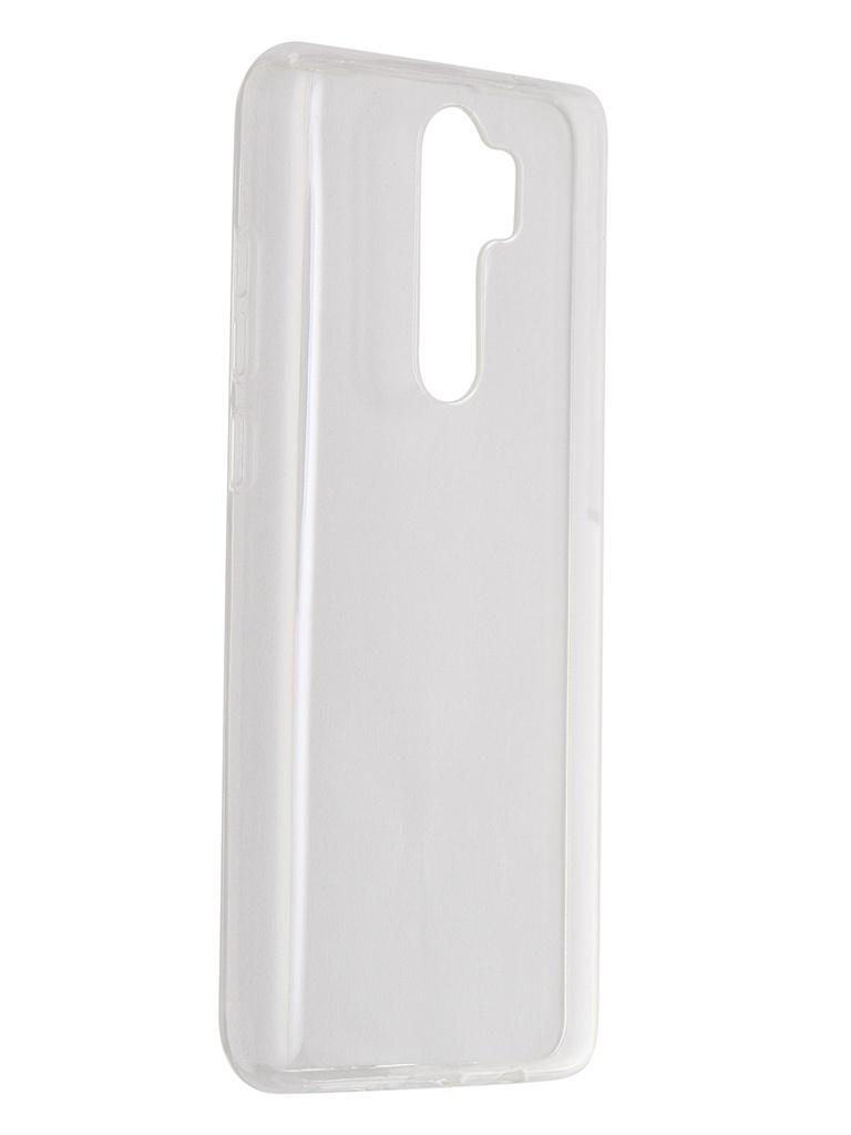 Чехол Neypo для Xiaomi Redmi Note 8 Pro Transparent NST15360 цена и фото