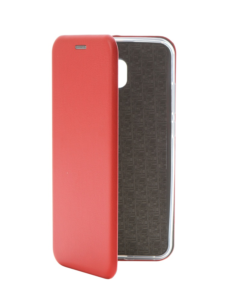 Чехол Neypo для Xiaomi Redmi 8A Premium Red NSB15616
