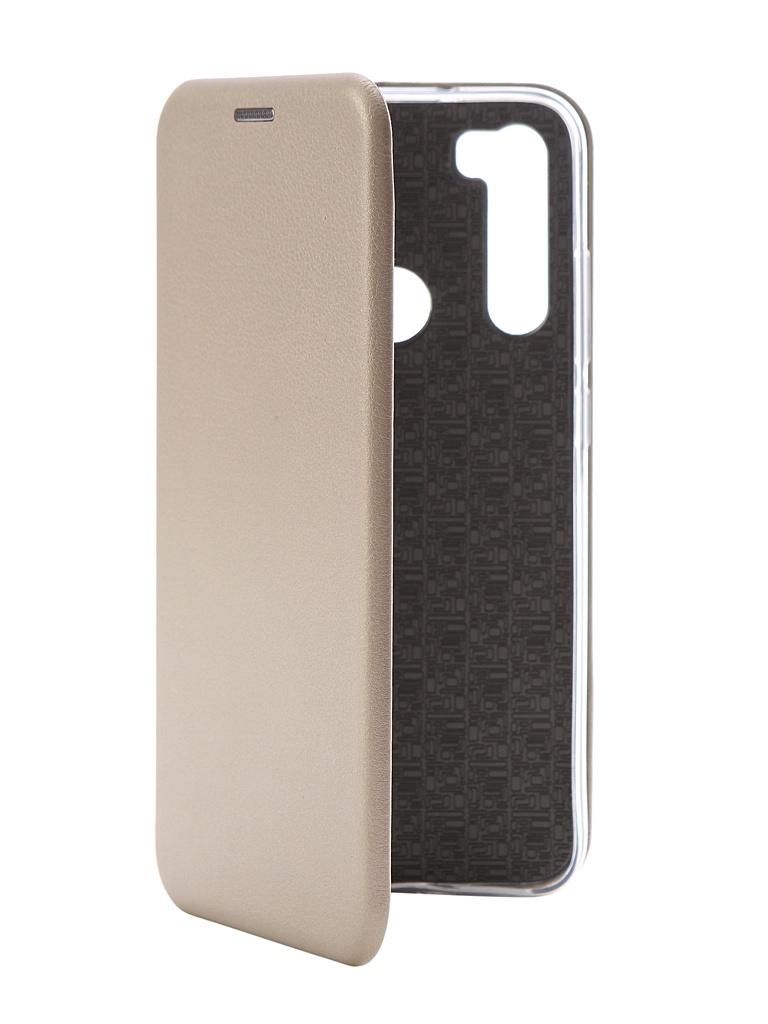 Чехол Neypo для Xiaomi Redmi Note 8 Premium Gold NSB15392 цена и фото